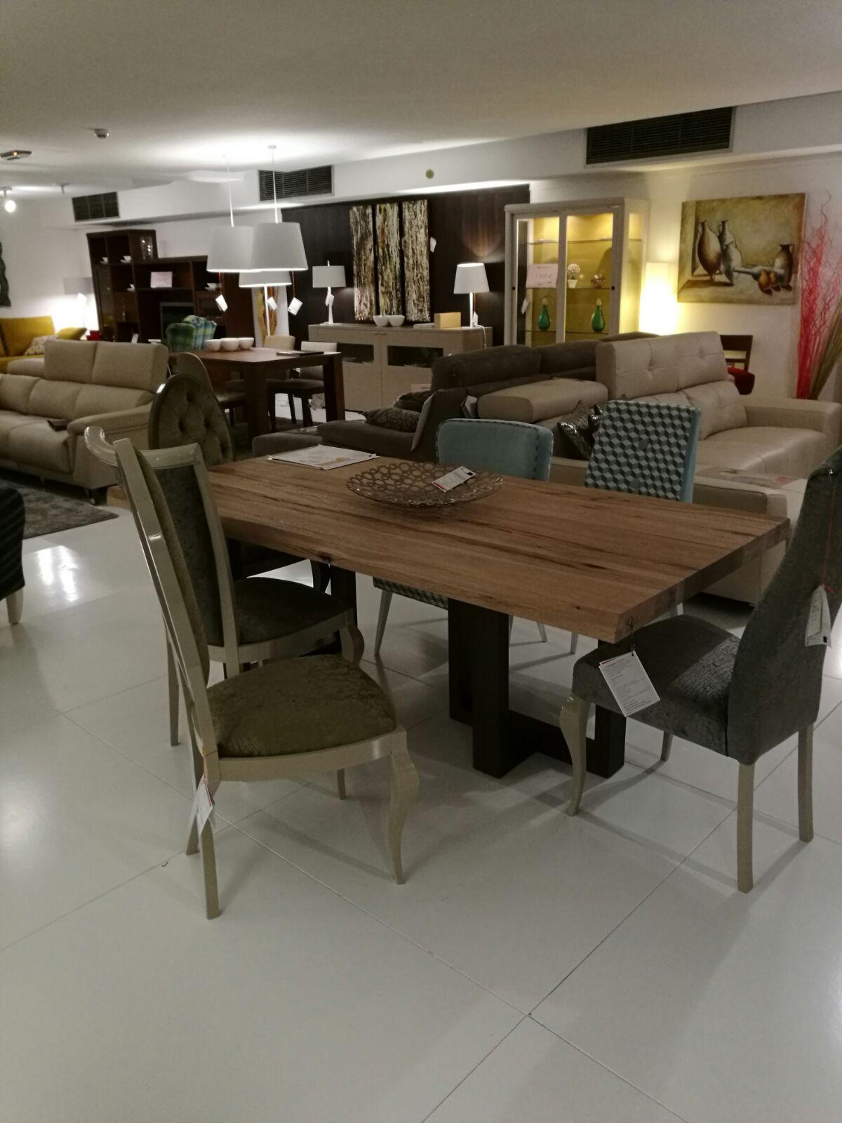 Piés para mesas de gran formato para nuestro cliente Muebles Lara.
